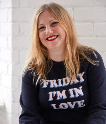 Friday's Child: Brand Director, Lucy