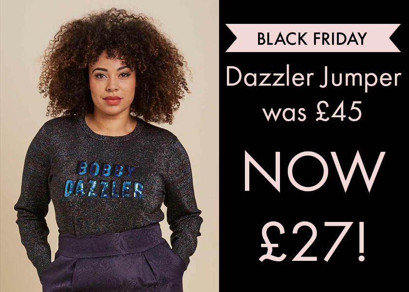 Dazzler Jumper Reduced