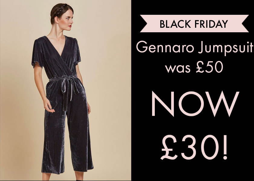 Gennaro Jumpsuit Reduced Black Friday
