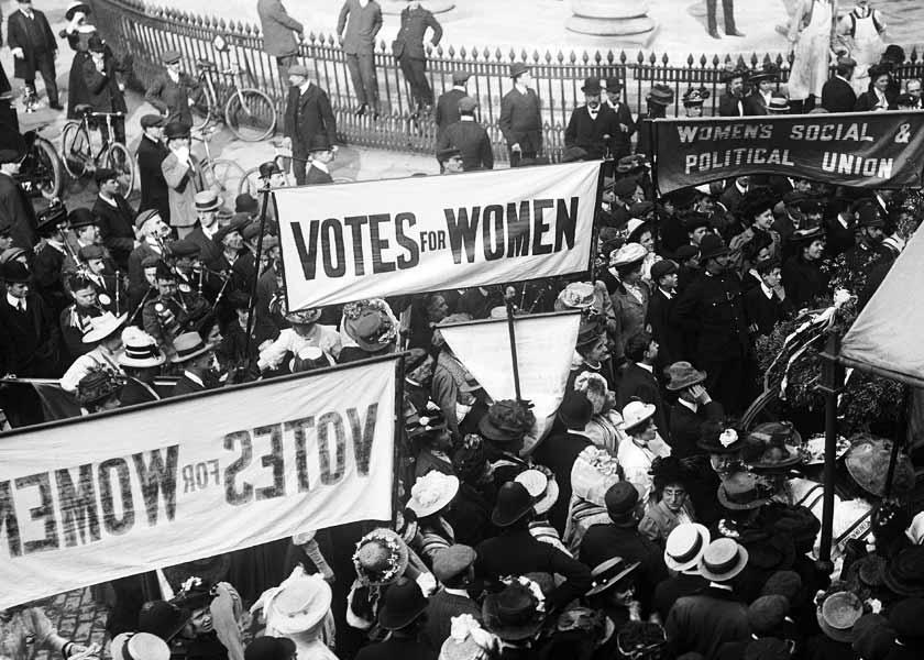 Suffragette Movement