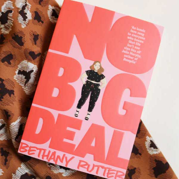 An Interview with Bethany Rutter: Author of No Big Deal + Giveaway