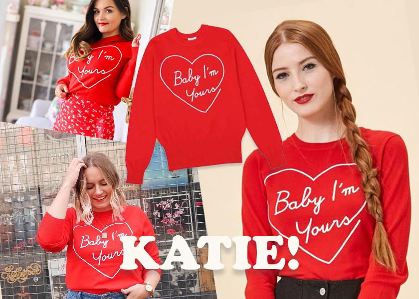 Joanie Clothing Katie Jumper