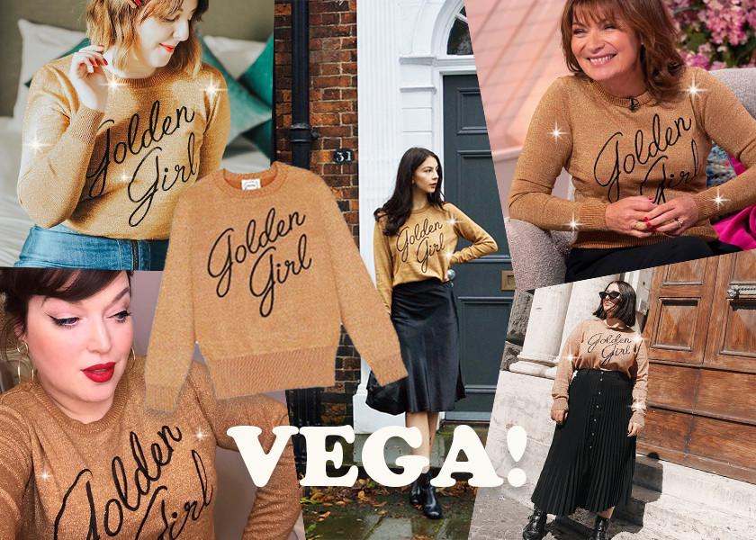 Joanie Clothing Vega Jumper